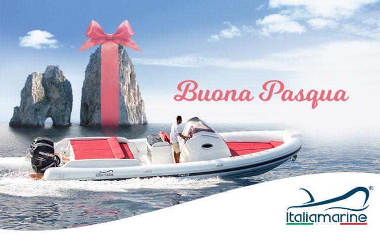 ItaliaMarine vi augura Buona Pasqua!